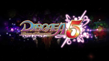 Disgaea 5: Alliance of Vengeance - Official Thematic Trailer