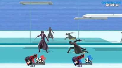 《任天堂明星大亂鬥 特別版》-  Joker vs Joker 線上 Gameplay