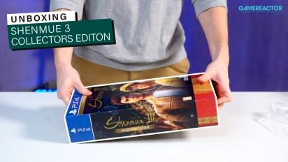 《莎木3》- 收藏版開箱