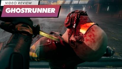 《Ghostrunner》- 評論影片