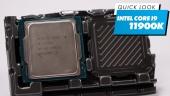 Intel Core i9-11900K - 快速查看