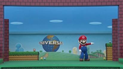 Super Nintendo World - Groundbreaking Ceremony Trailer