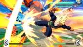 Dragon Ball FighterZ - 2P Versus gameplay on Nintendo Switch