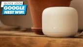 Google Nest WiFi - Quick Look