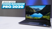 HONOR MagicBook Pro 2020 - 快速查看