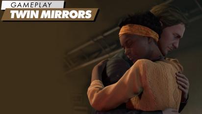 《Twin Mirror》- Gameplay