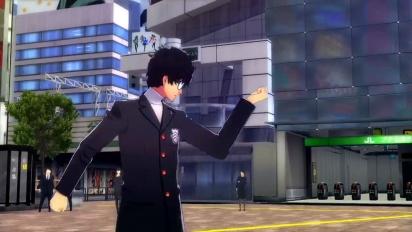 Persona 5: Dancing Star Night - Reveal Trailer