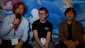 Team Sonic Racing - Derek Littlewood & Takashi Iizuka Interview