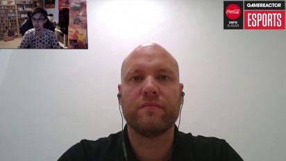 Gfinity 菁英系列賽 - Martin Wyatt 訪談