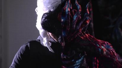 《惡魔獵人 5》 - Pre-Viz 真人動作劇情動畫預告片