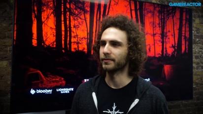 《厄夜叢林》- Maciej Głomb 訪談