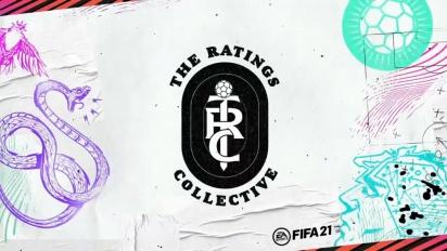 FIFA 21 - Player Ratings Reveal Trailer