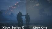 《星際大戰絕地:組織殞落》- Xbox One vs Xbox Series X