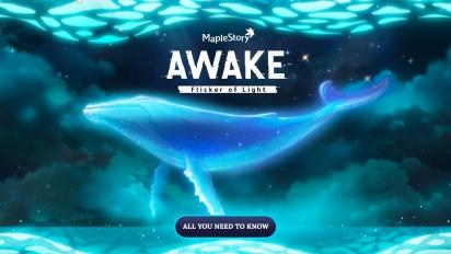 《MapleStory Awake: Flicker of Light》- 所有你需要知道的事情(贊助)