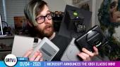 GRTV 新聞 - 微軟公開 Xbox Classic Mini