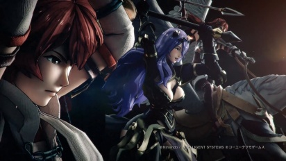 Fire Emblem Warriors - Opening movie