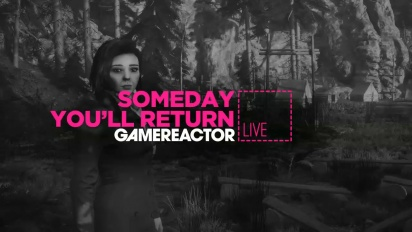 《Someday You'll Return》- 直播重播