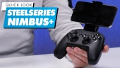 SteelSeries Nimbus Plus - 快速查看
