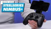 SteelSeries Nimbus Plus - Quick Look