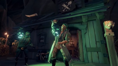 Sea of Thieves: Fate of the Damned - Content Update