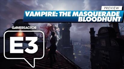 《Vampire: The Masquerade - Bloodhunt》- 預覽影片