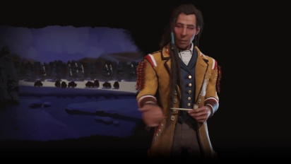 Civilization VI: Rise and Fall - First Look Cree
