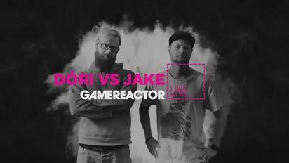 Jake vs. Dóri - 直播重播