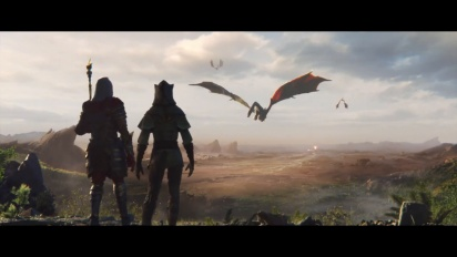 The Elder Scrolls Online: Elsweyr - Cinematic Announce Trailer