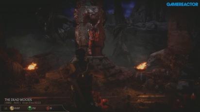 《真人快打 11》- 教堂地下室 gameplay