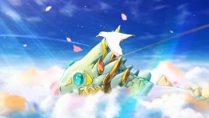 Rune Factory 5 - Gameplay Trailer (Japanese)