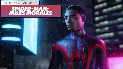 《蜘蛛人:邁爾斯摩拉斯》- 影片評論