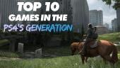 首屈一指:PS4時代我們的前10款首選遊戲