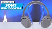 Sony WH-1000XM4 - 快速查看