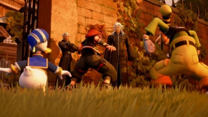 Kingdom Hearts III - Orchestra Trailer