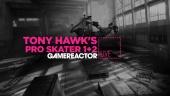 《東尼·霍克職業滑板1+2》- 直播重播