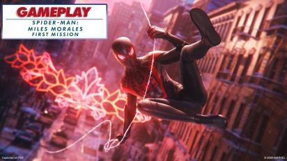 《蜘蛛人:邁爾斯摩拉斯》- Gameplay 第一任務 - 啟用光線追蹤