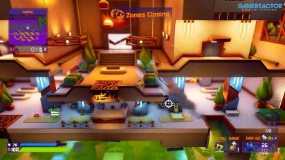 《Worms Rumble》- 成為最後一隻存活的蟲預開放 Beta Gameplay