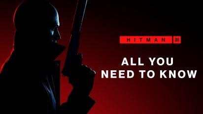 《刺客任務 3》- 你需要知道的所有事(贊助)