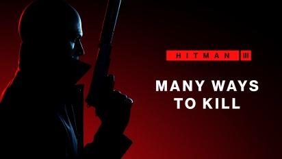 《刺客任務 3》- 許多殺人的方法(贊助)