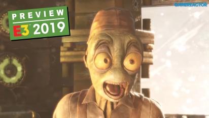 《奇異世界:靈魂風暴》- E3 預覽