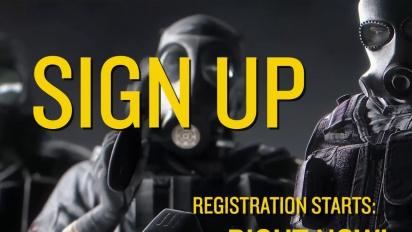 《虹彩六號:圍攻行動》- Gamereactor  錦標賽 Social(限北歐地區)