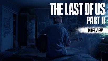《最後生還者:第二章》首席設計師Richard Cambier訪談