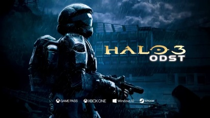 Halo: The Master Chief Collection - Halo 3: ODST Trailer 'Prepare To Drop'