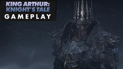 《亞瑟王:騎士傳說》- 搶先體驗版實機操作過程