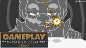 《分享同樂!瓦利歐製造》- Gameplay