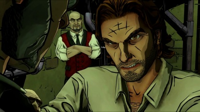 The Wolf Among Us - Episode 2 Accolades Trailer