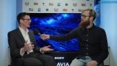 Sony XF90 & AF8 - Gavin McCarron 訪談