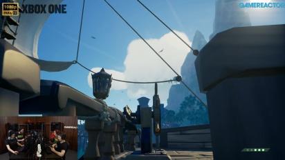 《盜賊之海》-四名玩家直播重播 #2