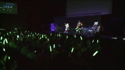 Splatoon 2 - Off the Hook and Squid Sisters concert at Splatoon European Championship
