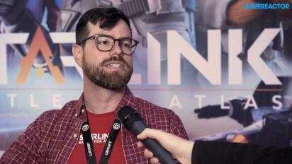 《銀河聯軍:阿特拉斯之戰》- Joshua Mohan 訪談